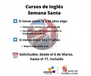 Cursos Inglés Semana Santa