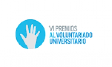 VI PREMIOS AL VOLUNTARIADO UNIVERSITARIO