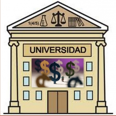 La universidad se rompe: la financiación desciende, el coste aumenta